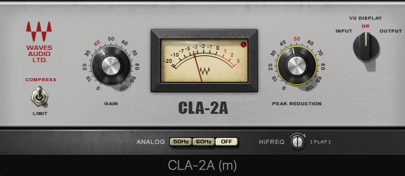 Der LA-2A Kompressor