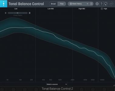 Tonal Balance Control von Izotope